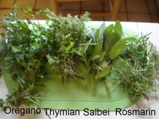 Kräuter aus dem eigenen Garten - Rezept - Bild Nr. 2