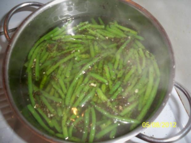 grünes bohnengemüse - Rezept - Bild Nr. 4