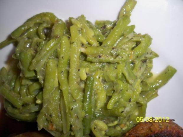 grünes bohnengemüse - Rezept - Bild Nr. 6