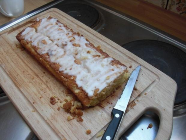 Zitronen-Mandel Kuchen - Rezept - Bild Nr. 9