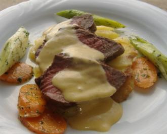Chateaubriand mit Sauce Bearnaise - Rezept
