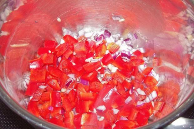 Beilagen: Fruchtig-scharfes Nektarinen-Chutney - Rezept - Bild Nr. 3