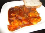 Meine 1. Curry Wurst - Rezept