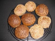 Ofenfrische Dinkelbrötchen - Rezept