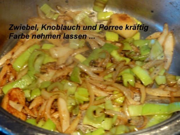 Fleisch:    SCHWEINEBRATEN -bayrische Art- - Rezept - Bild Nr. 6