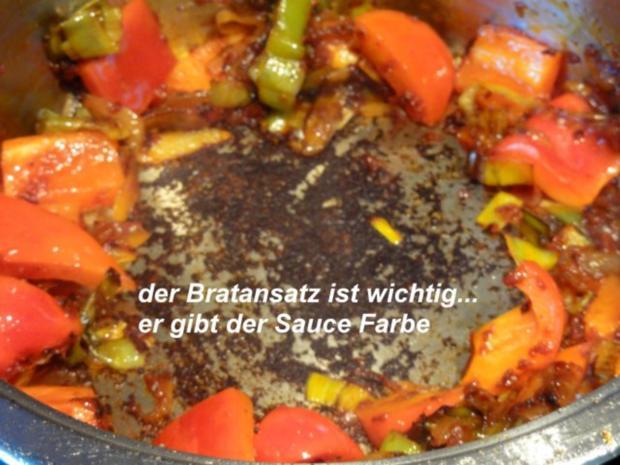 Fleisch:    SCHWEINEBRATEN -bayrische Art- - Rezept - Bild Nr. 7