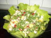 Käsesalat mit Limburger - Rezept