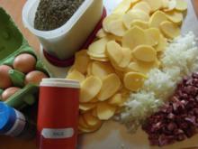 Bauernschmaus auf fränkische Art - Rezept