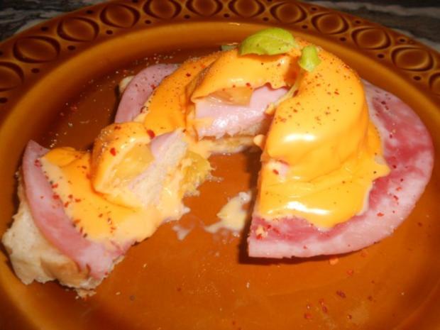 Toast Hawai Doppeldecker - Rezept - Bild Nr. 4