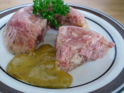 Sülze oder Sauerfleisch - Rezept