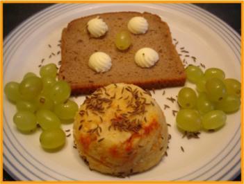Harzerkäse Tartar - Rezept
