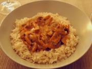 Schweinefleischcurry mit Zitronengras - Rezept