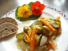 Gemüse - Antipasti - Rezept