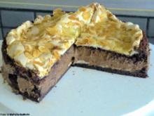 Kaffee-Baiser-Torte - Rezept
