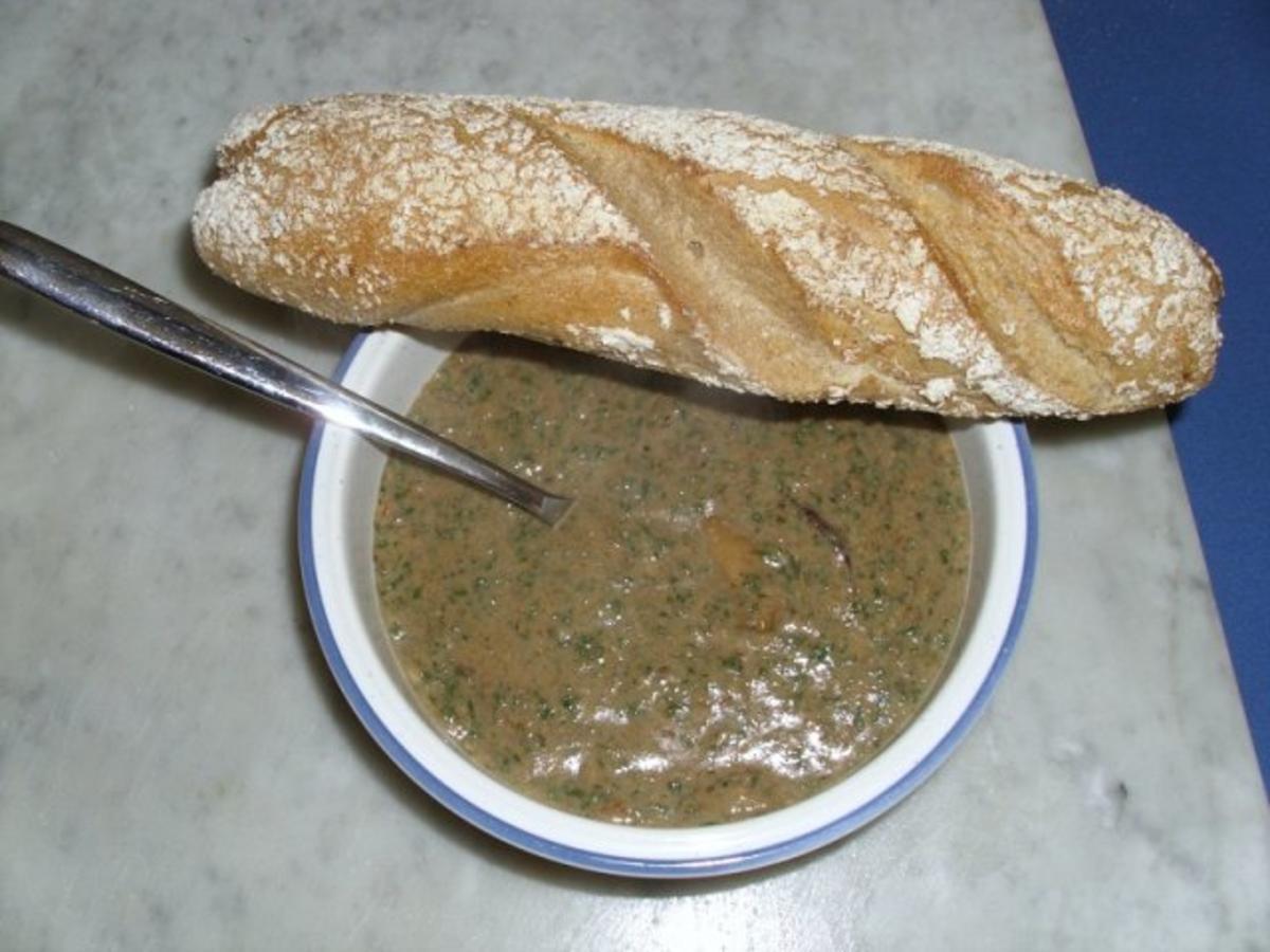 Jamie's Pilzsuppe - Rezept Gesendet von Oberin