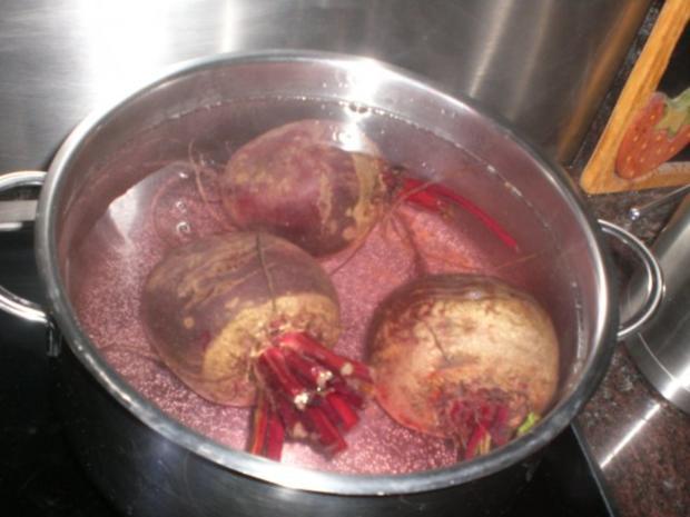Rote-Beete-Salat - Rezept - Bild Nr. 2