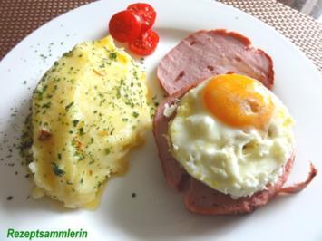 Rezept: Fleisch:   FLEISCHKÄSE aus dem Ofen