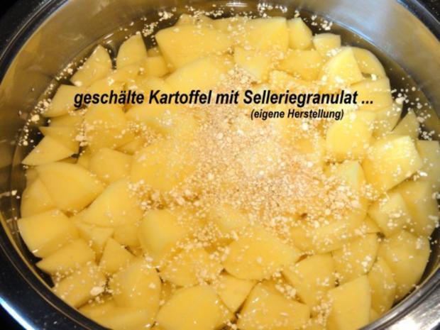 Fleisch:   FLEISCHKÄSE aus dem Ofen - Rezept - Bild Nr. 3