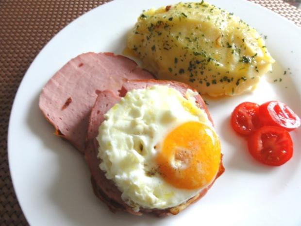 Fleisch:   FLEISCHKÄSE aus dem Ofen - Rezept - Bild Nr. 7