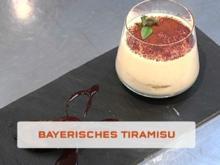 Bayerisches Tiramisu - Rezept