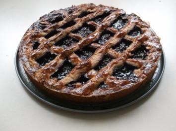 24 linzer torte mit dinkelmehl und mandeln rezepte. Black Bedroom Furniture Sets. Home Design Ideas