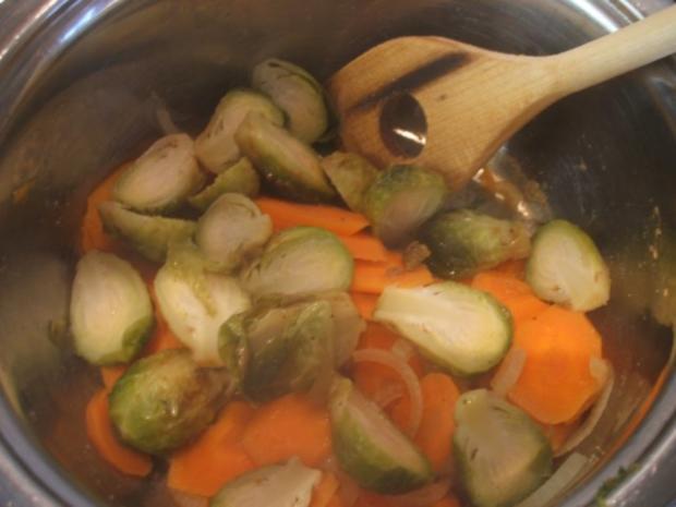 Quiche: Gemüse-Quiche - Rezept - Bild Nr. 5