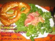 Salate – Ingrid's feiner Weißwurstsalat - Rezept