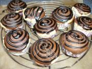 Schokoladen-Quark-Muffins - Rezept