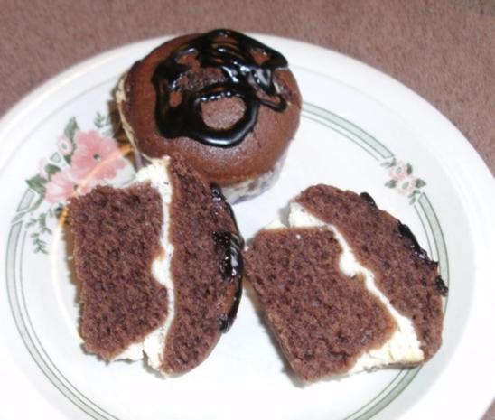 schokoladen quark muffins rezept mit bild. Black Bedroom Furniture Sets. Home Design Ideas
