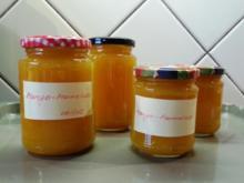 Mango-Fruchtaufstrich - Rezept