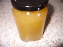 Zitronencreme - Rezept