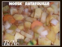 BiNe` S NORSK RATATOUILLE - Rezept