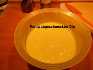 Mango Frühlingszwiebel-Dip - Rezept