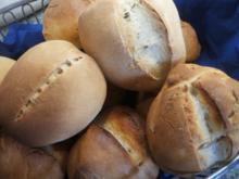 Brot/Brötchen: Brötchen mit Molke - Rezept