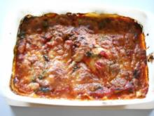 Lasagne mit Champions - Rezept