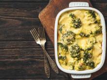 Brokkoli-Hollandaise-Kartoffelauflauf - Rezept - Bild Nr. 2
