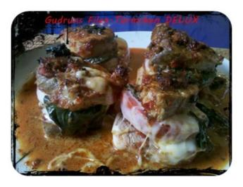 Fleisch: Filet-Türmchen DELUXE - Rezept