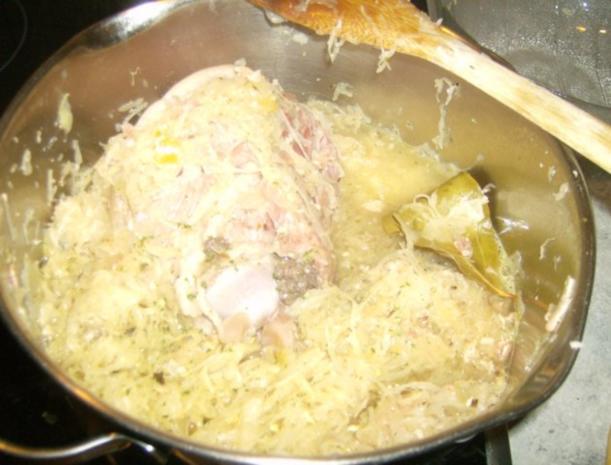 Oktoberfesthaxn Eisbein und Wammerl gekocht - Rezept - Bild Nr. 7