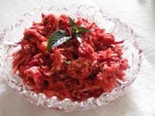 Salat: Herbstsalat - Rezept