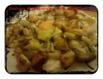 Kartoffeln: Bratkartoffeln â la Gudrun II - Rezept
