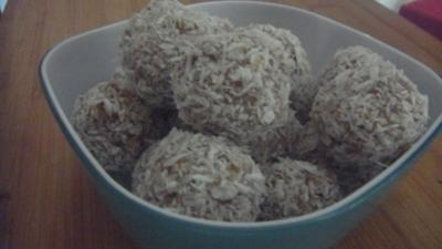 Rezept: Frau Holles Schneebälle