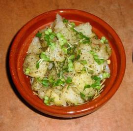 Kartoffelsalat mal ganz anders - Rezept