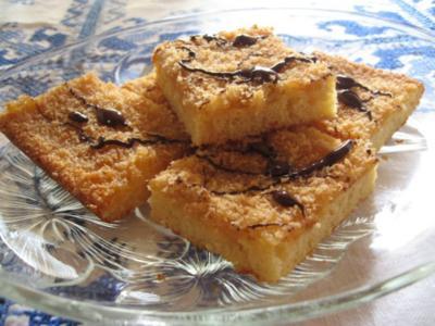 Kokoskuchen, schnell und lecker - Rezept