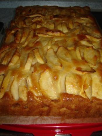 Schneller Apfelkuchen - Rezept - Bild Nr. 6