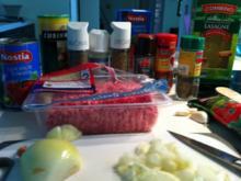 fruchtige Hack-Lasagne mit selbstgemachter Bechamel-Soße - Rezept