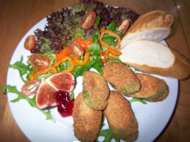 Zucchini im Käsemantel - Rezept - Bild Nr. 2
