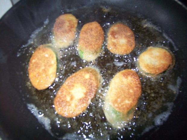 Zucchini im Käsemantel - Rezept - Bild Nr. 9