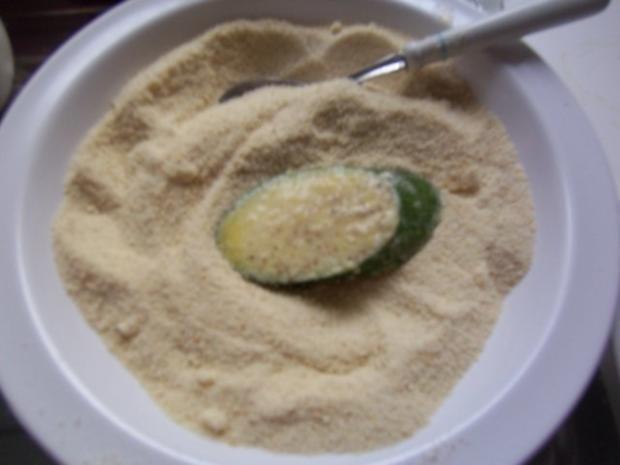 Zucchini im Käsemantel - Rezept - Bild Nr. 8