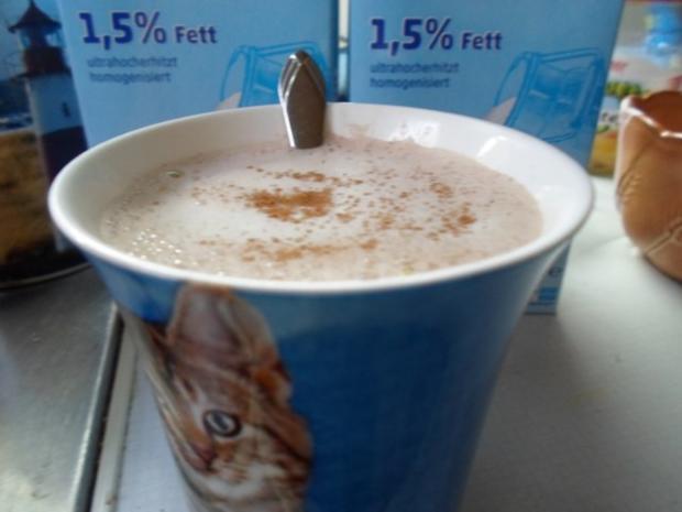 Heißer Kakao au chocolate - Rezept