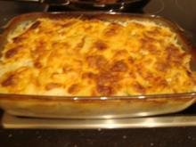 Spitzkohl im Kartoffelbett - Rezept